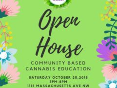 Fall Session Open House Hosted by Elevated Roots Academy (DC) October 20 2018