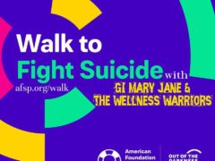 GI Mary Jane & The Wellness Warriors Walk For Suicide Prevention (MD) October 20 2018