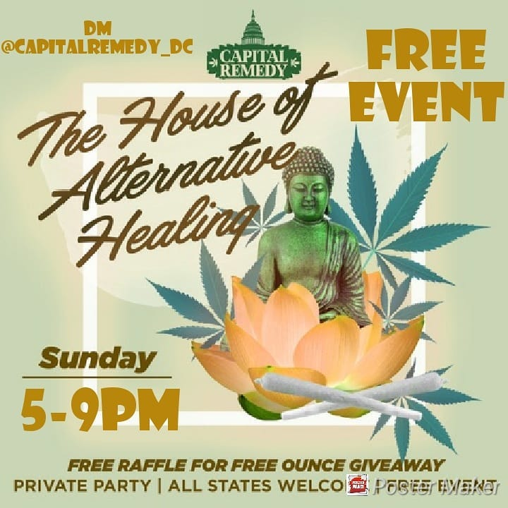 The House of Alternative Healing hosted by Capital Remedy DC (DC) October 7 2018