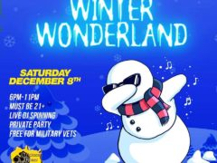 Blissful Budz Winter Wonderland Hosted by Trichome Honey Concepts (DC) December 8 2018