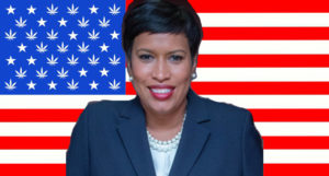 DC Mayor Muriel Bowser Looks to Legalize the Sale of Recreational Marijuana in D.C.