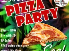 Issa Pizza Party (DC) November 7 2018