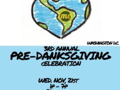 Mamajuana Edibles 3rd Annual Pre-Danksgiving Celebration (DC) November 21 2018
