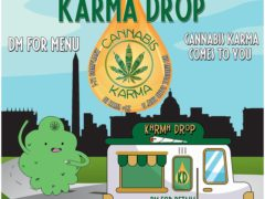 Cannabis Karma presents Karma Drop (DC) December 27 2018