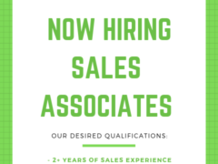 District Hemp Botanicals is hiring!