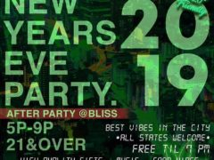 Grow Haus DC New Years Eve Party (DC) December 31 2018