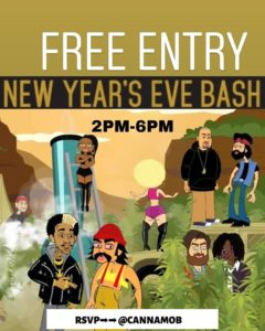 New Year's Eve Bash hosted by Supreme Delights (DC) December 31 2018