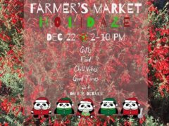 The Holiday's Farmers Market Hosted by Herbaceous DC (DC) December 22 2018