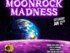 Blissful Budz Moonrock Madness (DC) January 12 2019