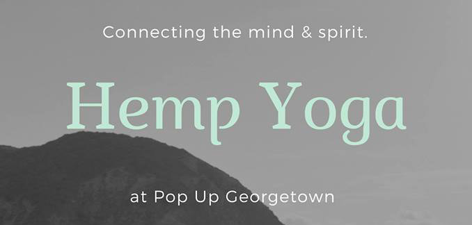 CBD Infused Yoga Hosted by Joint Meditations (DC) January 12 2019