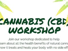 Hemp CBD Educational Workshop Hosted by Joint Meditations (DC)