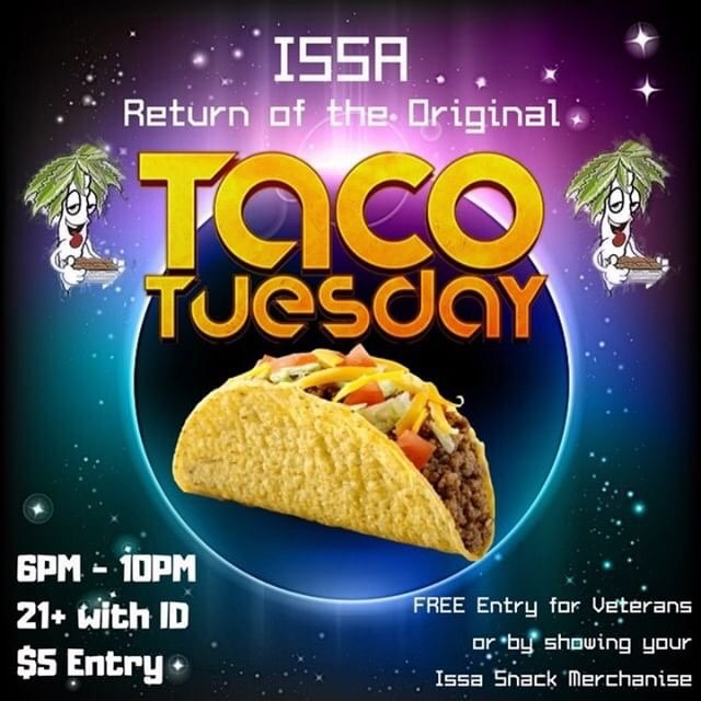 Issa Taco Tuesday (DC)