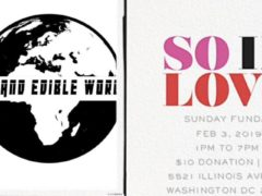 Art & Edible World Sunday Funday (DC) February 3 2019