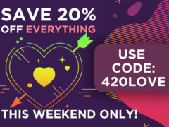 CannaBox Weekend Sale with Code