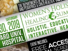 The 2nd Annual Women's Holistic Healing Summit (DC) March 30 2019