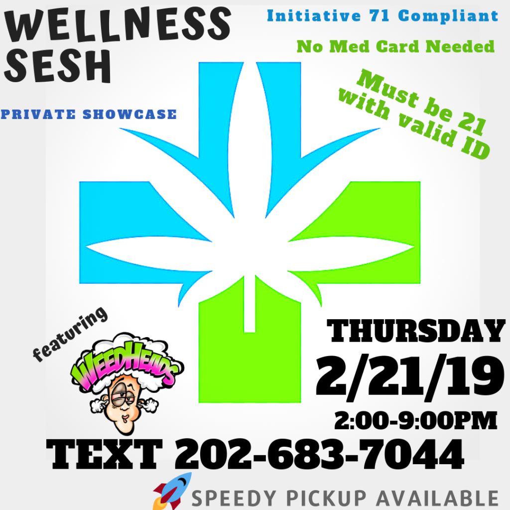 Wellness Sesh hosted by Washington Gasss Company (DC) February 21 2019