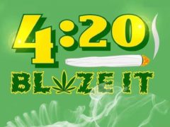 420 Blazeit Hosted by Dr.Trichome (DC) April 20 2019