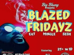 Big Bhang presents Blazed Fridayz (DC) March 8 2019