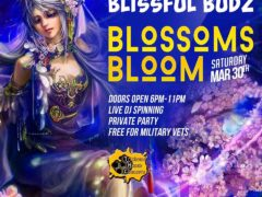 Blissful Budz Blossoms Bloom (DC) March 30 2019