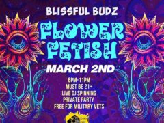 Blissful Budz Flower Fetish (DC) March 2 2019