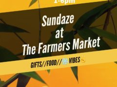 Farmer's Market Sundaze Hosted by Herbaceous DC (DC) March 10 2019