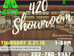 Washington Gasss Company 420 Showroom (DC) March 21 2019