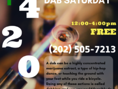 Washington Gasss Company Dab Saturday (DC) March 23 2019
