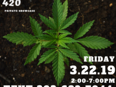 Gallery 420 hosted by Washington Gasss Company (DC) March 22 2019