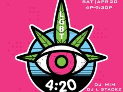 420 LGBT Day Party Hosted by MIM Entertainment (DC) April 20 2019