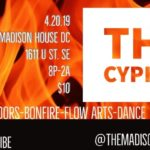 420: The Cypher Hosted by Moloko (DC) April 20 2019