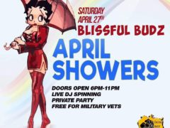 Blissful Budz April Showers Hosted by Trichome Honey Concepts (DC) April 27 2019