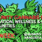 Community Cannabis Forum Legalization Wellness & Career Opportunities by National Cannabis Festival (DC) April 16 2019