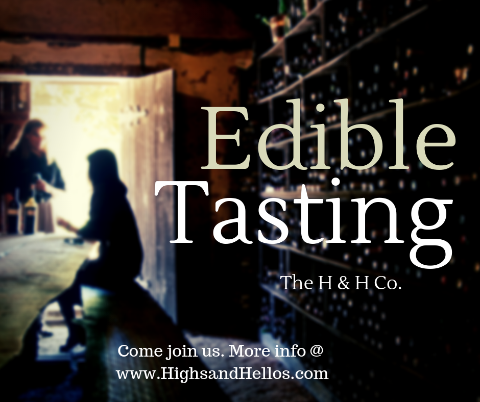 GONE WITH THE WIND ​EDIBLE TASTING (DC) April 20 2019