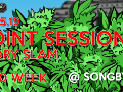 Joint Sessions Story Slam by National Cannabis Festival (DC) April 15 2019