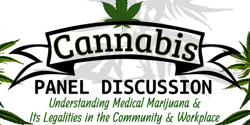 Panel Discussion: Understanding Medical Marijuana & Its Legalities by Dundalk Chamber of Commerce (MD) April 18 2019