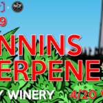 Tannins and Terpenes at City Winery by National Cannabis Festival (DC) April 12 2019