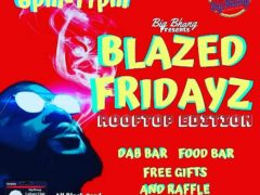 Big Bhang Presents Blazed Fridays (DC) Mary 24 2019