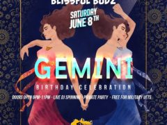 Blissful Budz Gemini Bday Bash Hosted by Trichome Honey Concepts (DC) June 15 2019