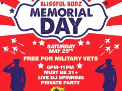 Blissful Budz Memorial Day Weekend (DC) May 25 2019