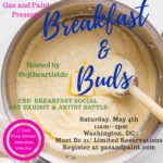 Breakfast and Buds (DC) May 4 2019