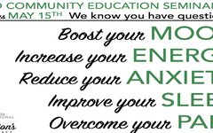 CBD Community Education Seminar (VA) May 15 2019