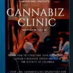 Caniventures Presents CannaBizClinic (DC) May 9 2019
