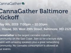 CannaGather Baltimore Kickoff (MD) May 9 2019