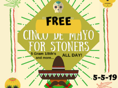 Cinco De Mayo For Stoners (DC) May 5 2019