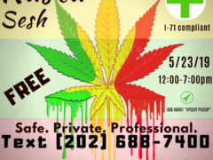 DC Rasta Sesh (DC) May 23 2019