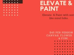Elevate & Paint hosted by Joint Meditations (DC)