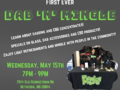 FunkyPiece Bethesda Dab N' Mingle (MD) May 15 2019
