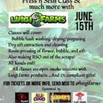Luigi Farms Press N Sesh Class (MD) June 15 2019