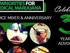 Minorities for Medical Marijuana Anniversary & Mixer (DC) June 10 2019