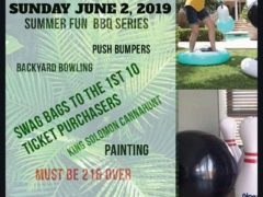 Most High Events Presents Summer Fun BBQ series (DC) June 2 2019
